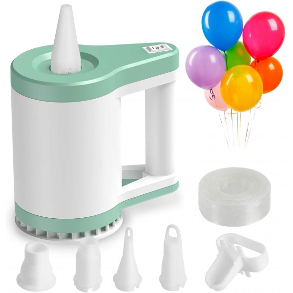 NEWO BP1 Green Electric Balloon Pump